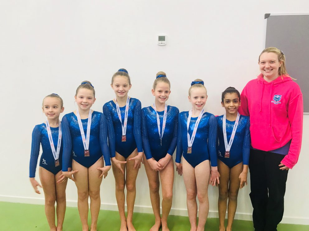 More Gymnastic Success Bsga 3