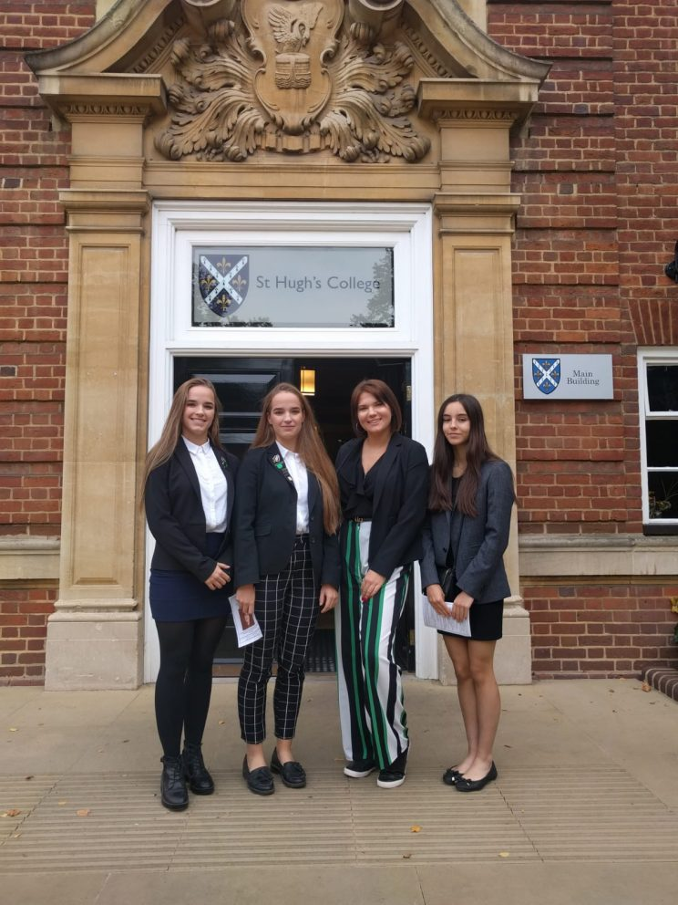 Girls At Oxford